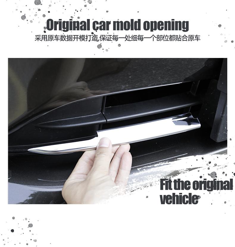Ốp thanh tản nhiệt dưới thép không gỉ Mazda 6 2020 - ảnh 6