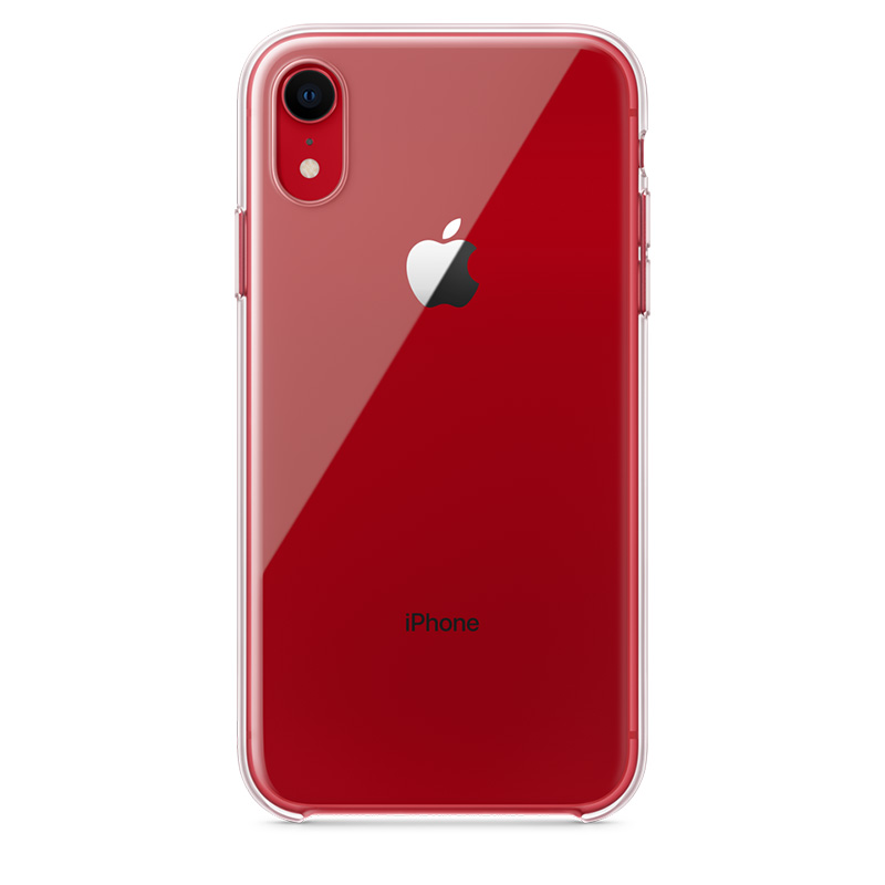 Apple/苹果 iPhone XR 透明保护壳