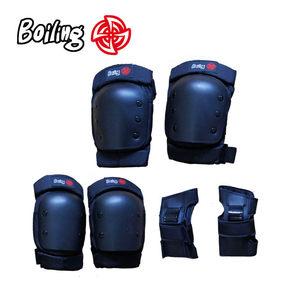 沸点护具BOILING护具 成人专业滑板护具 六件套