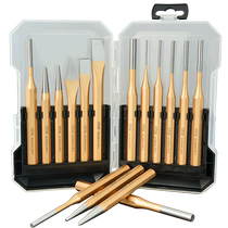 Center punch punching and punching fitter Center positioning Punch Chisel Punch head