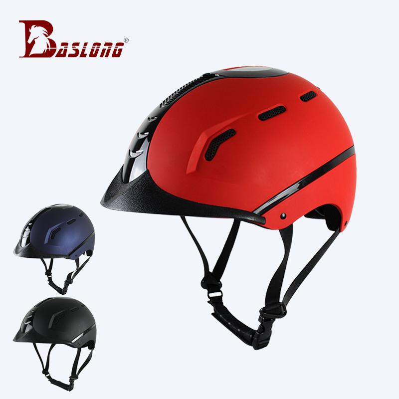 Конные шлемы Конные шлемы Конные шлемы воздухопроницаемый Безопасный полностью Конноспортивный конный экипаж 8-футовый дракон