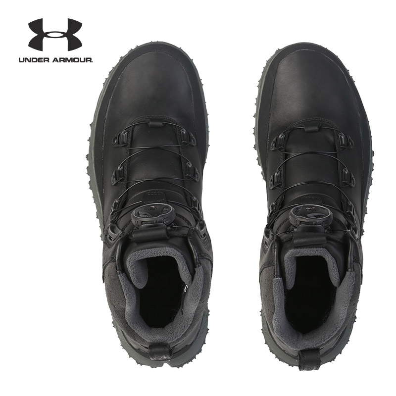hot sale online 1a9ad 85628 Under Armour UA men Fat Tire Govie BOA sports boots-1302570