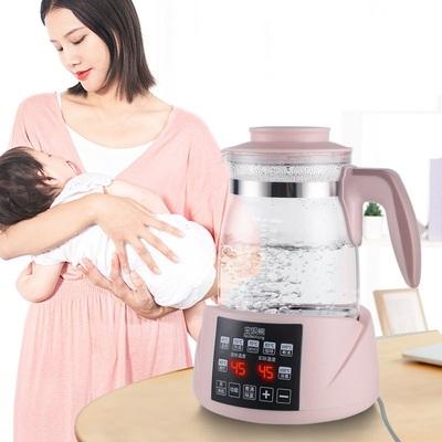 恒温调奶器恒温水壶冲奶器暖奶器温奶器消毒器婴儿多功能调奶神器