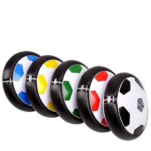 室内悬浮足球玩具双人亲子互动益智男孩儿童玩具电动气垫悬浮足球