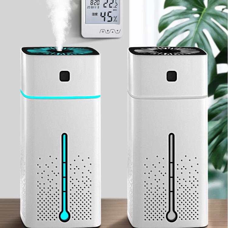 智能加湿器家用静音卧室大容量