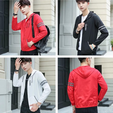 Spring and Autumn Jacket Men Korean Fashion Slim handsome 2017 new student casual clothes jacket men