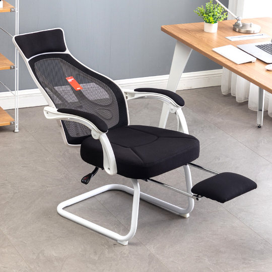Computer chair mail e-sports game racing chair reclining Internet cafe Internet cafe staff chair bow office chair reclining mesh chair