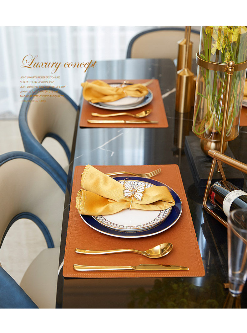 New classical west light and decoration ceramics tableware furnishing articles plates candlelight dinner props European example room table decorations