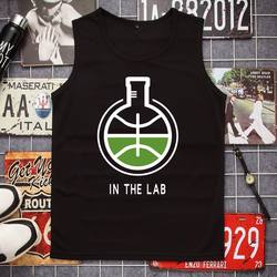 ballislife in the lab sleeveless t-shirt tee German 10000 hours basketball sports mesh vest