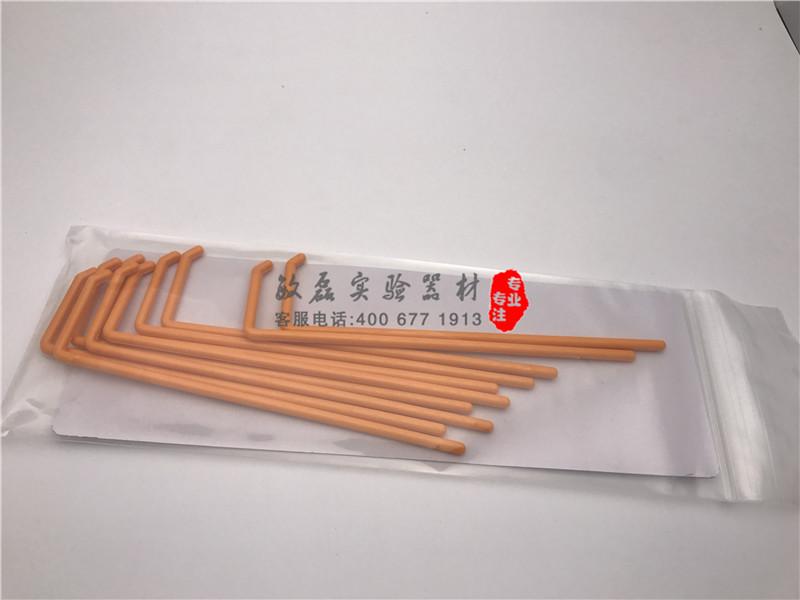 细胞推刮器10只/袋橘色 灭菌包装 塑料涂布棒 L型 巴罗克65-1010