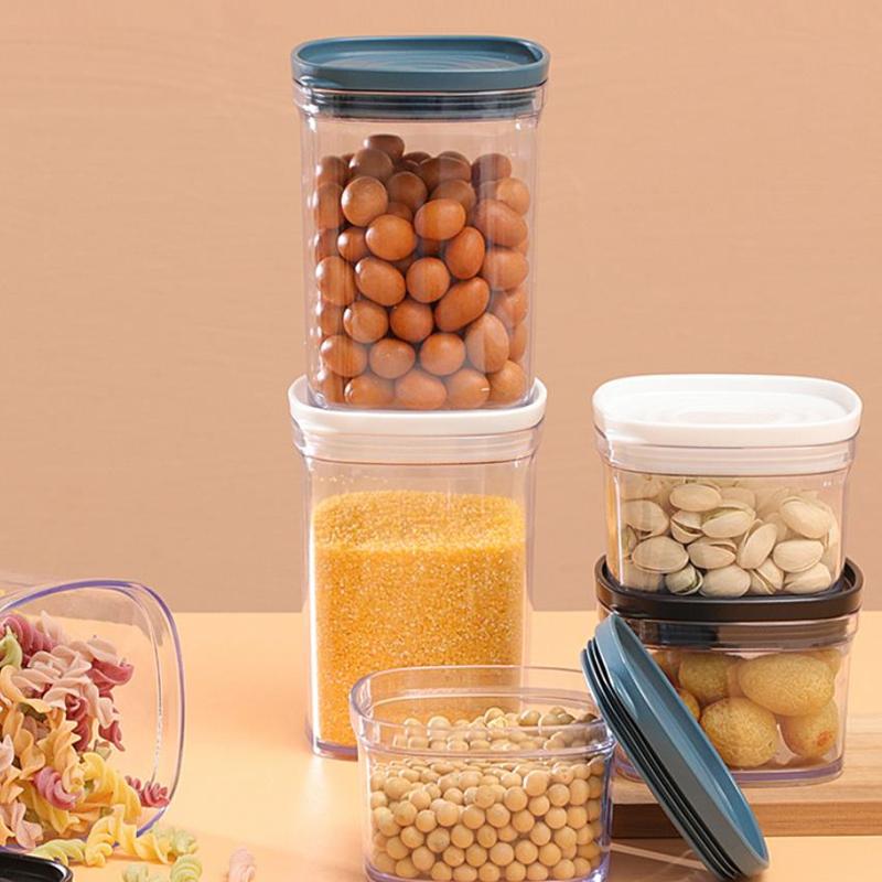 【厨房家用】密封罐储物罐五谷杂粮收纳盒