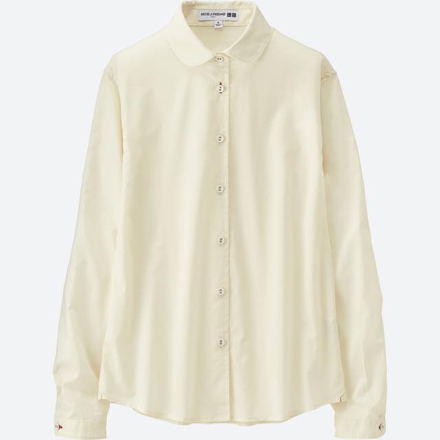 女装IDLF全棉衬衫(长袖)
