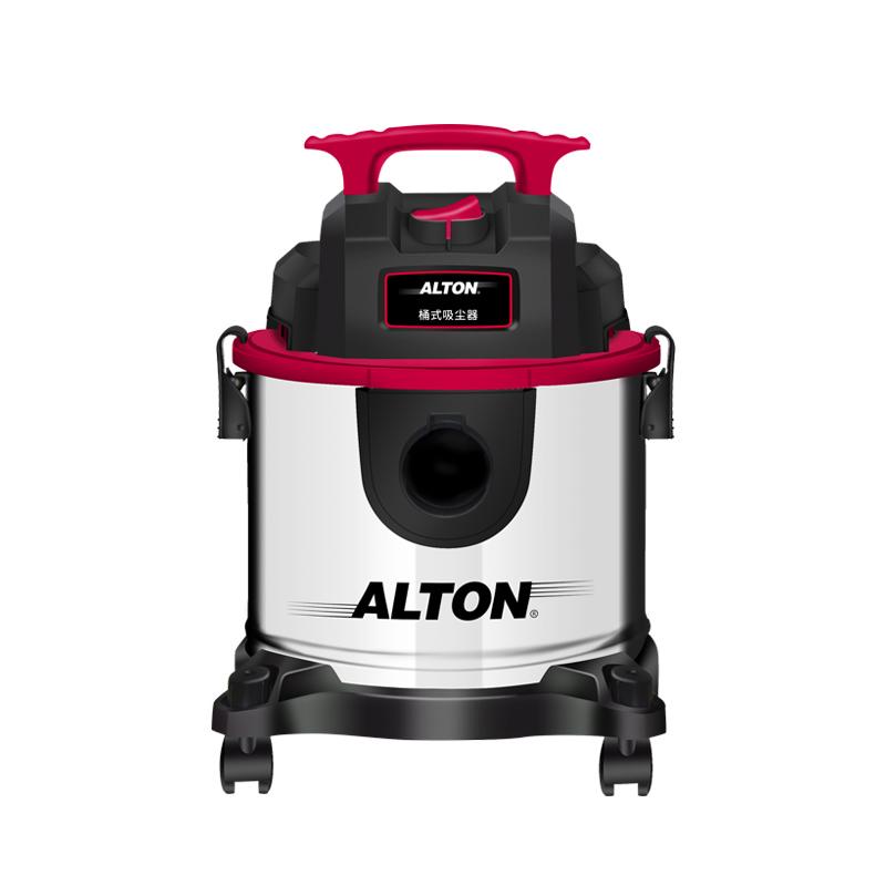 欧圣吸尘器家用桶式干湿两用立式强力大功率小型手持便携地毯静音