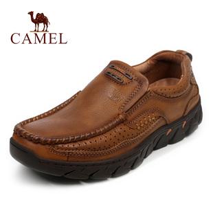 【骆驼男鞋】秋冬季真厚底户外休闲鞋