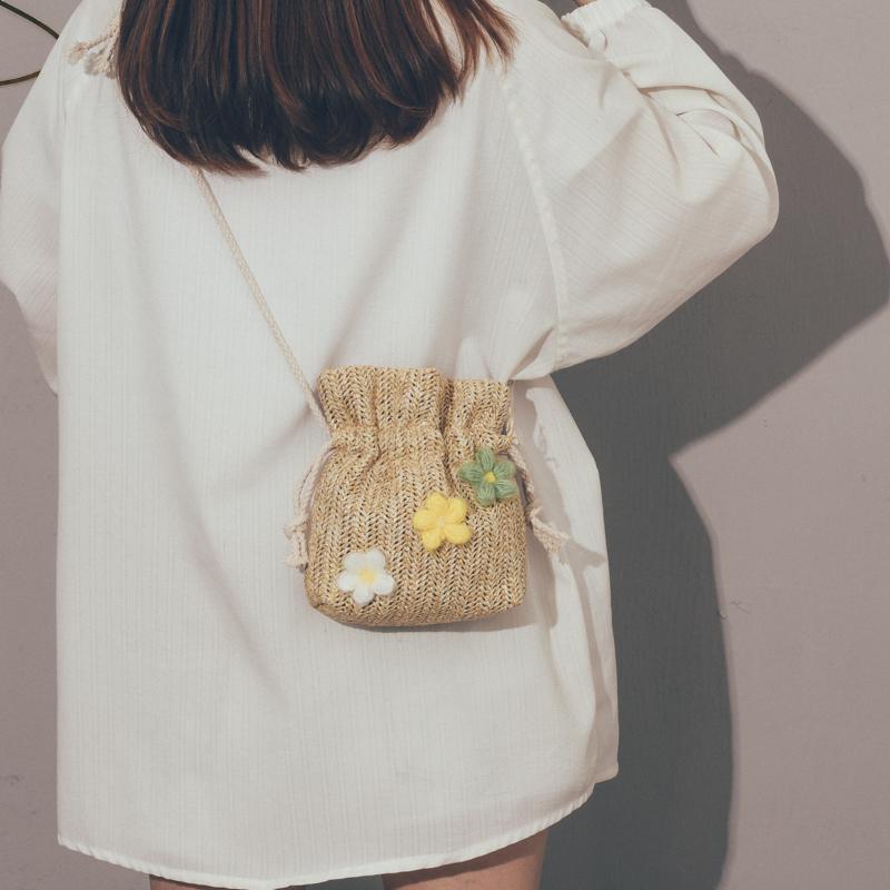 可爱小包包新款潮韩版百搭日系原宿森系斜挎包女日系小挎包详细照片
