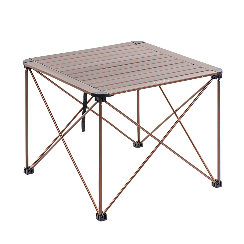 NH Mover BBQ Picnic Table Outdoor Aluminum Ultra Light Folding Table - Picnic table mover