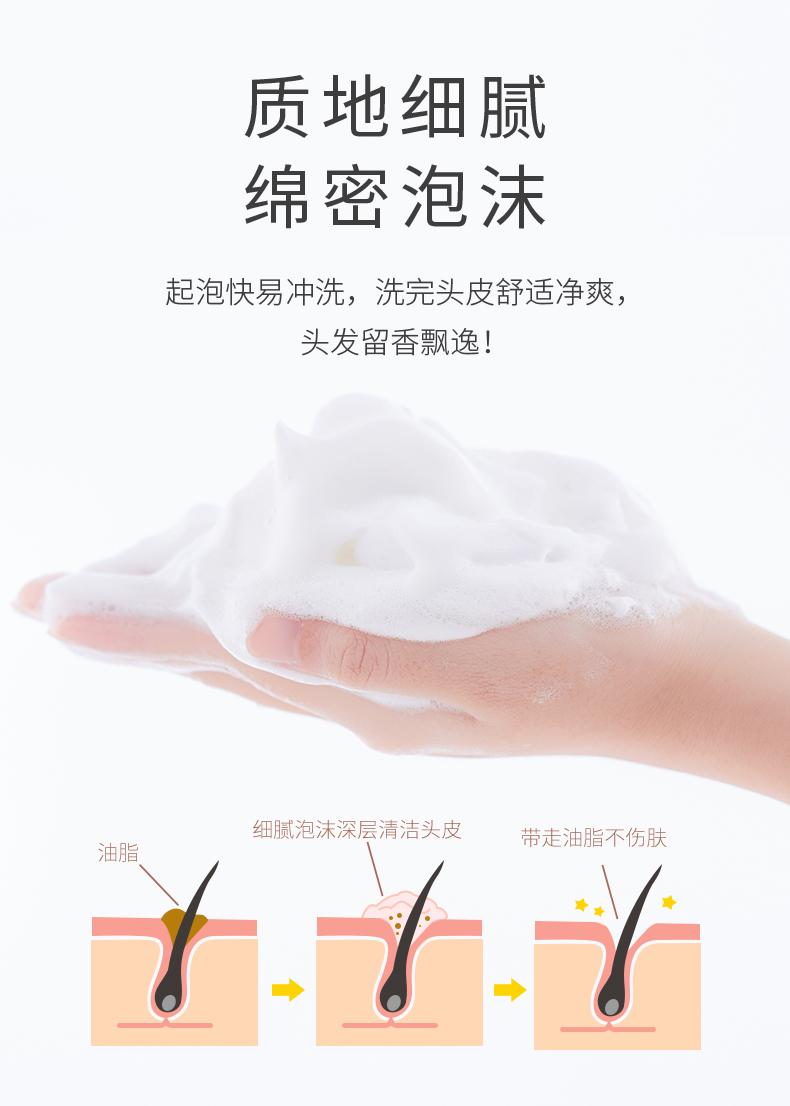 【凑单56起】洗发水680ml超大瓶