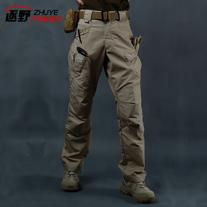 Authentic Archon ix7 city tactical trousers Army fans self-cultivation  overalls outdoor training pants instructor 3a905abbe15