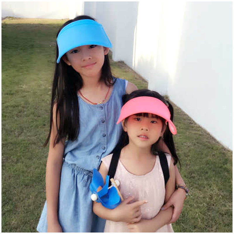 f4649f9fdd86f Taiwan after the benefit hoii sun hat ice ice cap children models sun hat  children sun hat