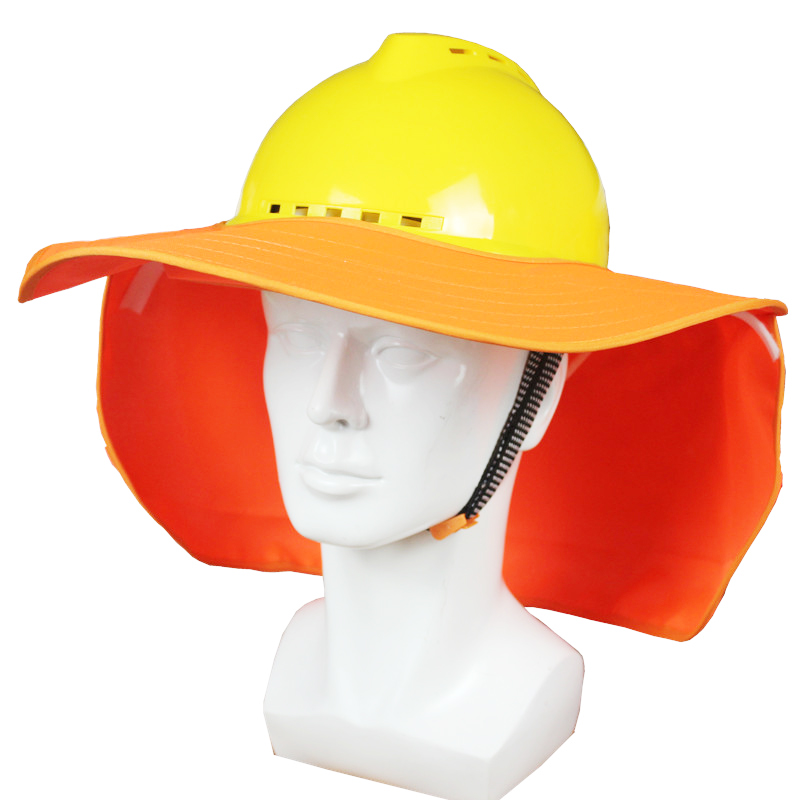 Safety Helmet Security & Protection Solar Fan Cap Summer Cooling Safety Helmet With Led Lamp Charging Engineering Construction Protective Helmet Working Hard Hat