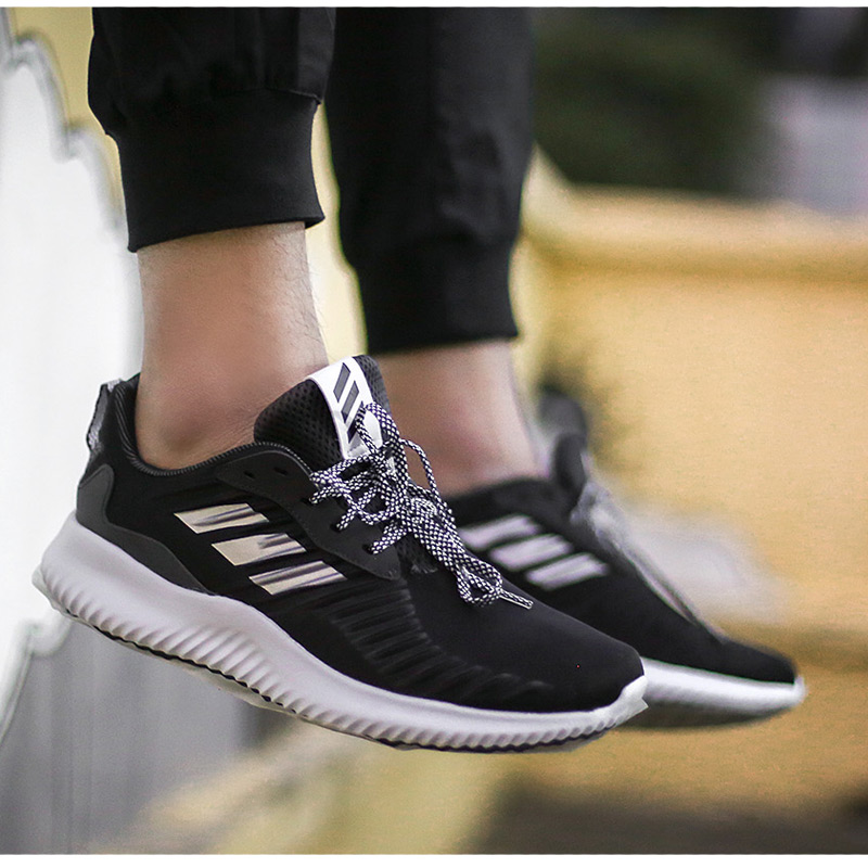 a0e372acb2d Adidas adidas men s shoes 2018 autumn new sports shoes lightweight  breathable casual running shoes DA9768