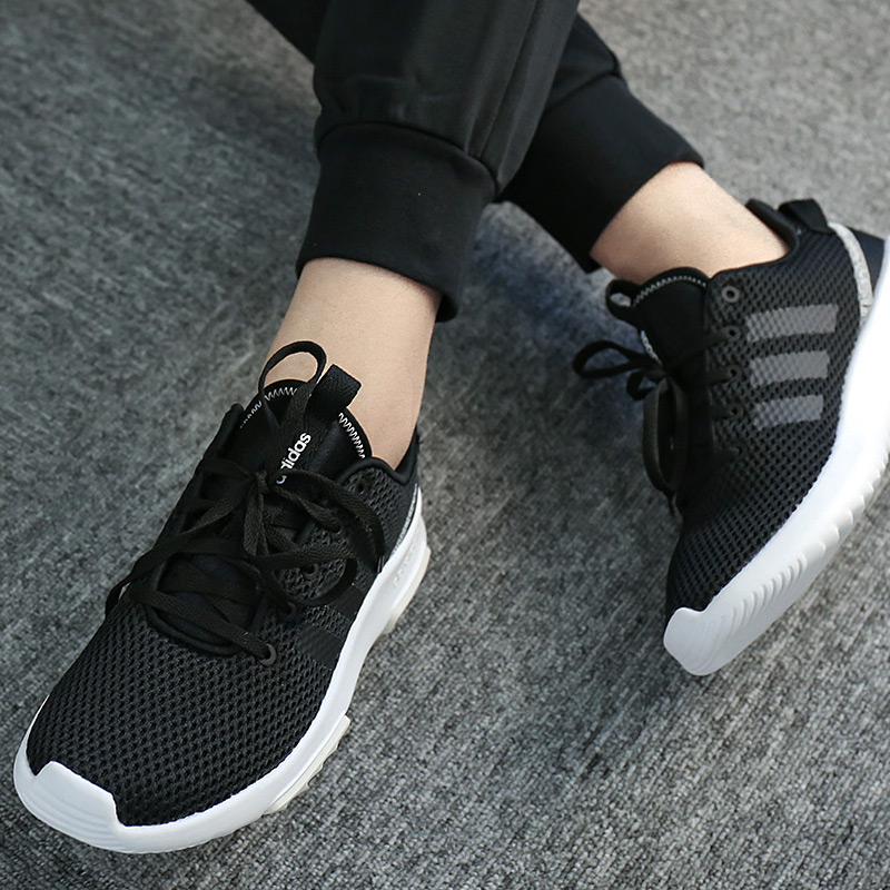 0177f19eb3e Adidas women s shoes 2018 autumn NEO low to help mesh breathable sneakers  lightweight casual shoes CG5764