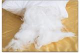 Mobukia/ восхищаться заколка из ткани хлопок подушка ядро подушка ядро диван - кровать глава больше спецификация белый мягкий сделанный на заказ