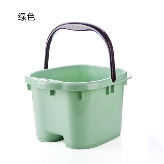 Yousi Home With Massage Feet Bucket Home Thickened Plastic Wash