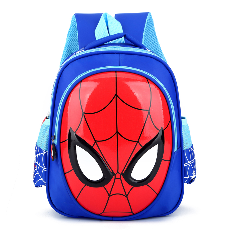 Spiderman Sky Blue 2-5 Years Old