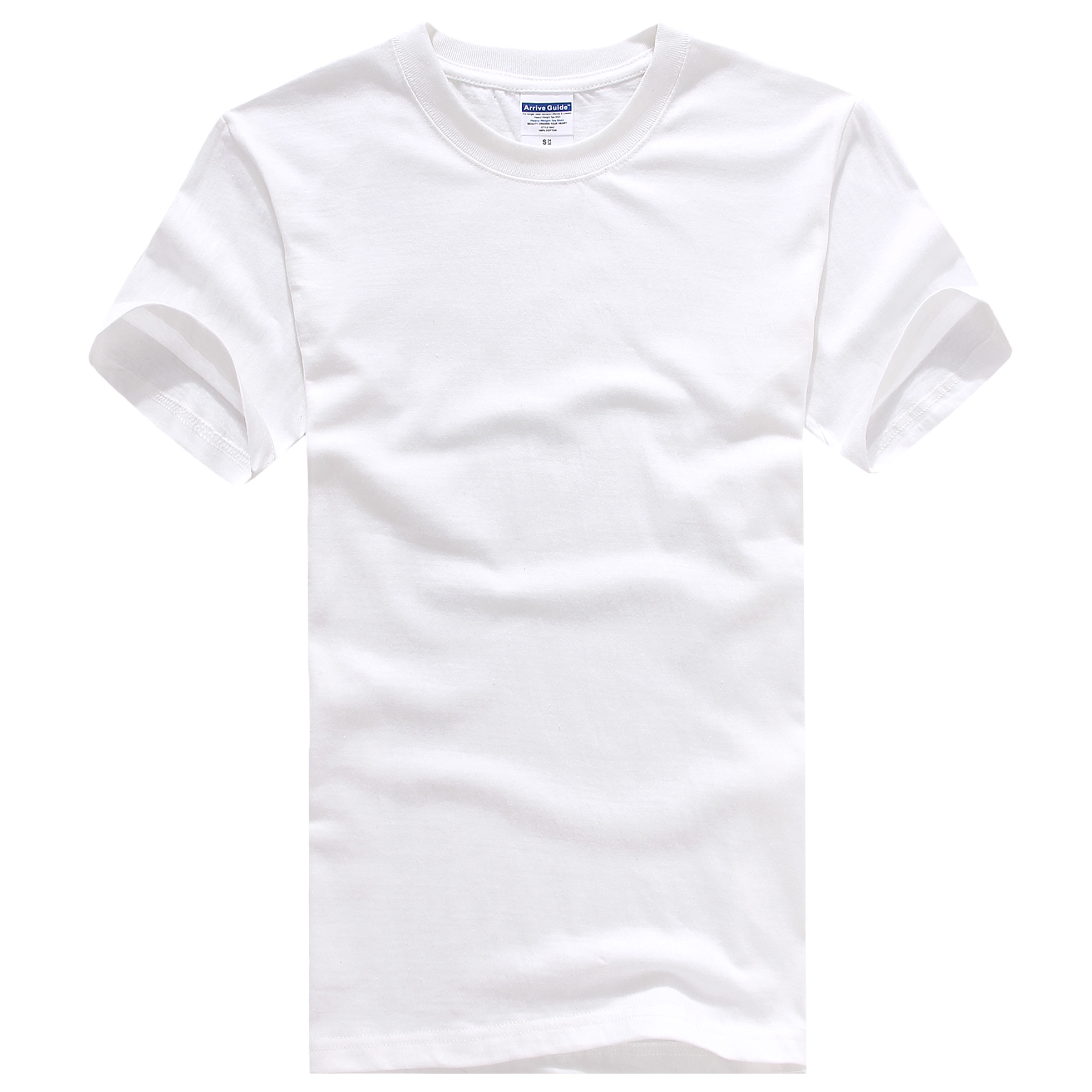 Round Neck Short Sleeve [white]