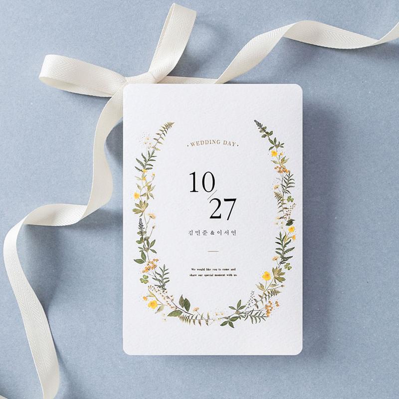 usd 5 97 european retro wedding invitations creative minimalist