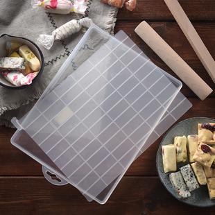 活底牛轧糖模具切割工具套装不粘盘自制手工牛扎糖diy雪花酥材料