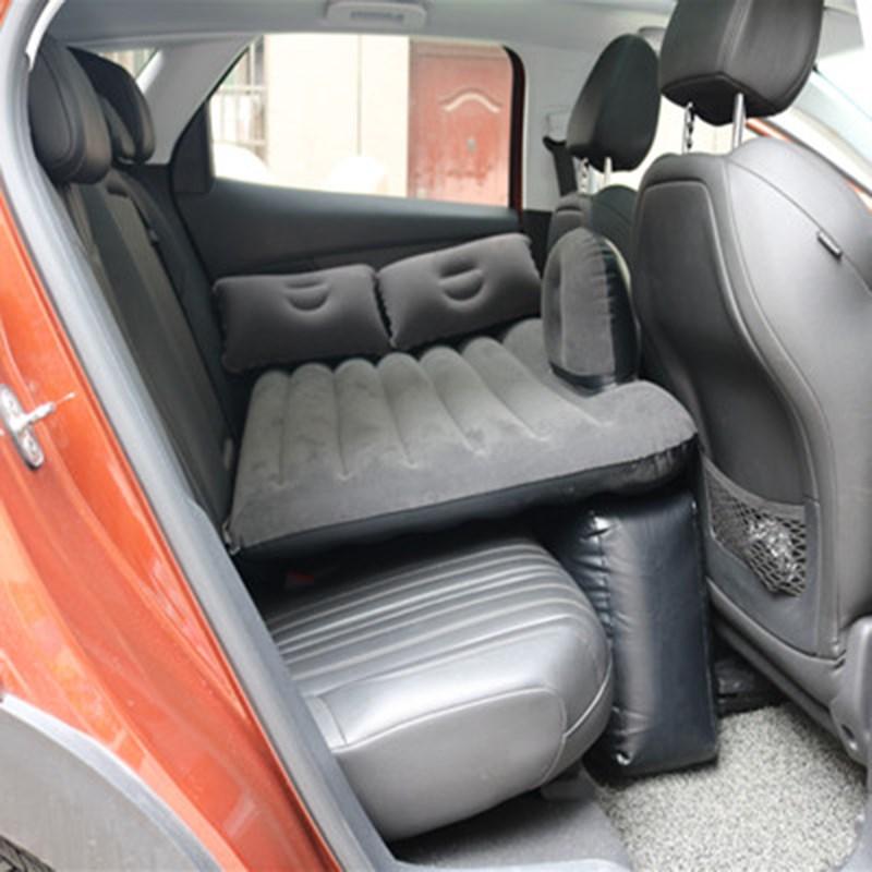 车载充气床垫儿童款小型床轿车SUV越野后排座车用床睡垫旅行床垫