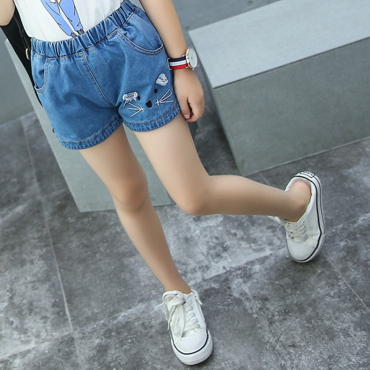 465d0c163 ... children's pants outside the hole girls denim shorts girls 2019 summer  thin section Korean · Zoom · lightbox moreview · lightbox moreview ·  lightbox ...