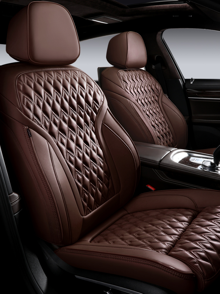BMWX5 Car Seat 5 Series 525Li530Le7 Series 740 Seat Cushion 3 GT All-Inclusive Leather Seat Cover X3X6