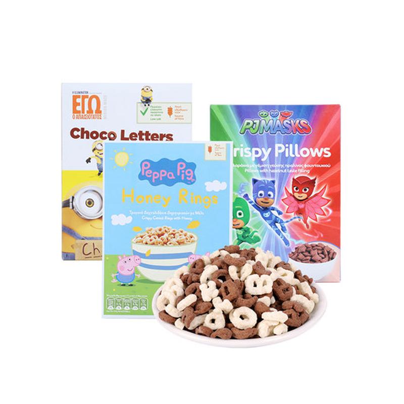【250g*2盒】优佳进口儿童营养谷物圈