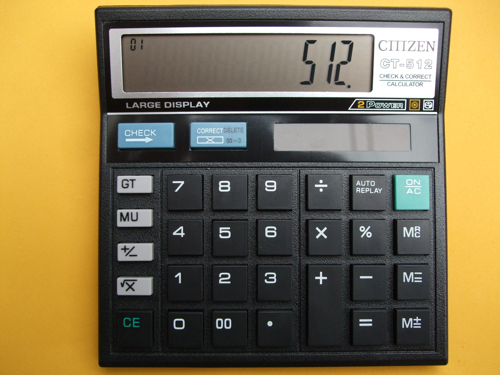Usd 698 Wholesale Genuine West Rail City Ct 500 512 600 Calculator Citizen Lightbox Moreview