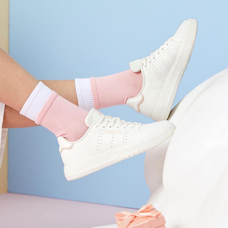 361女板鞋潮流百搭小白鞋