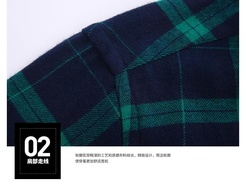 2018 mùa xuân thời trang thanh niên dài tay kẻ sọc áo sơ mi nam Hàn Quốc phiên bản của tự trồng giản dị bông áo sơ mi xu hướng quần áo của nam giới size áo sơ mi nam