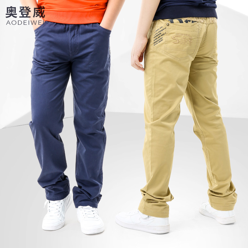 Usd 55 20 Boy Spring And Autumn Trousers 12 Big Boy Casual Pants 15