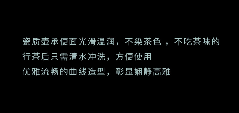 Ultimately responds to high - end glair pot bearing separation of jingdezhen ceramic cups tureen pot of water dry terms tray of tea set