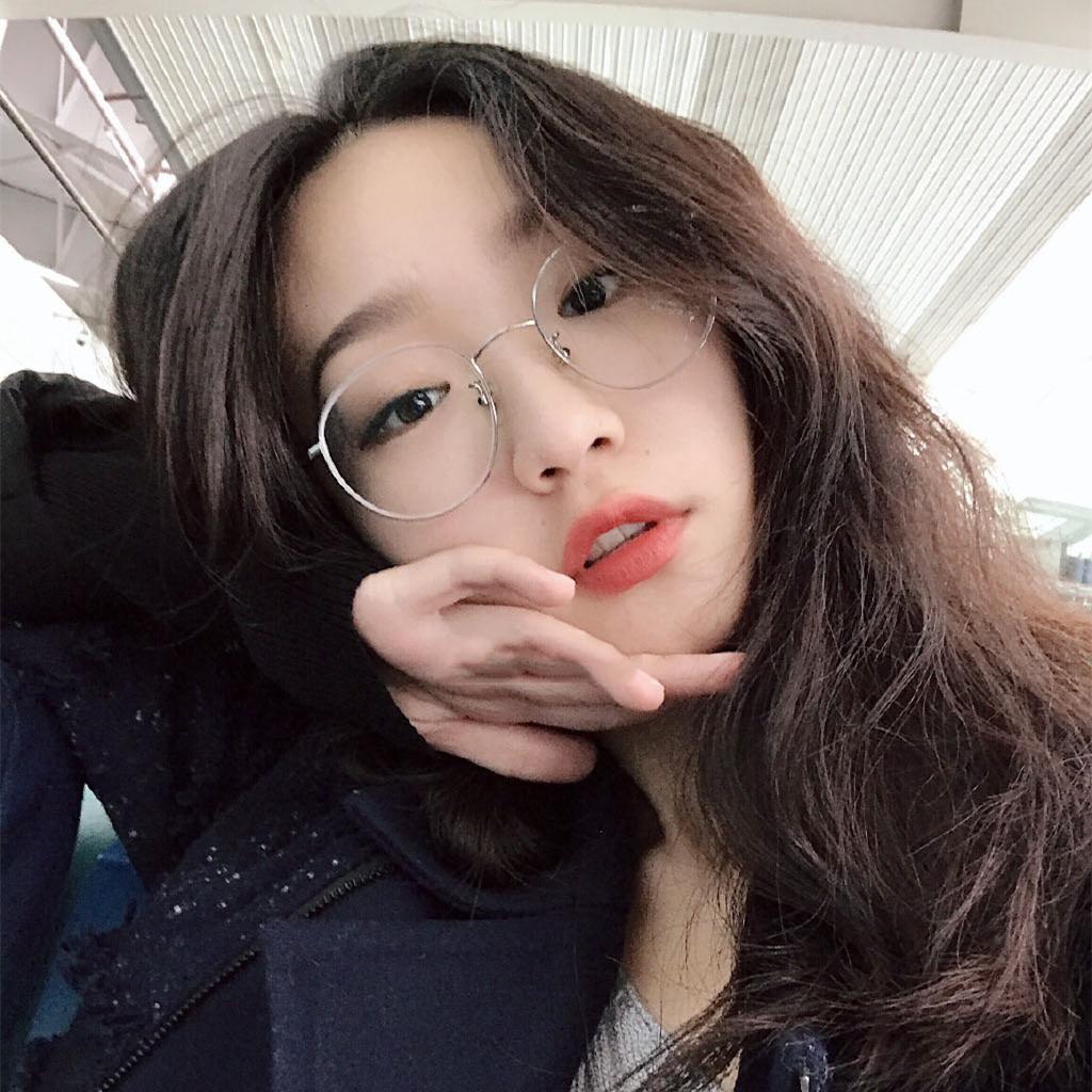 daf912195b USD 26.71  Su yan Harajuku retro myopia glasses female degree round ...