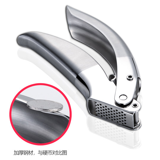 Garlic 304 stainless steel crowder