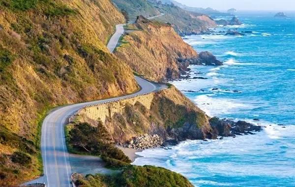 自驾7条环海公路让你明白旅行的