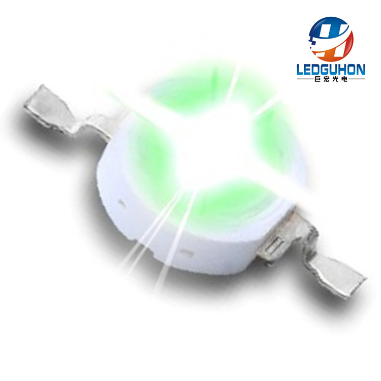 High power 3W green led lamp beads High brightness LED light emitting diode
