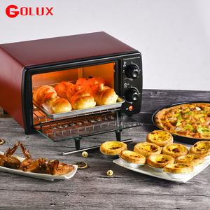 高乐士12升多功能电烤箱家用烘焙