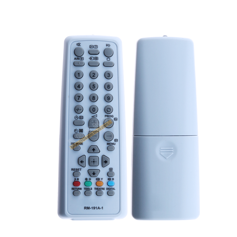 Sony TV Remote Control RM-191A-1 Origional Product Sony Old-Fashioned CRT  Television Universal Remote Control