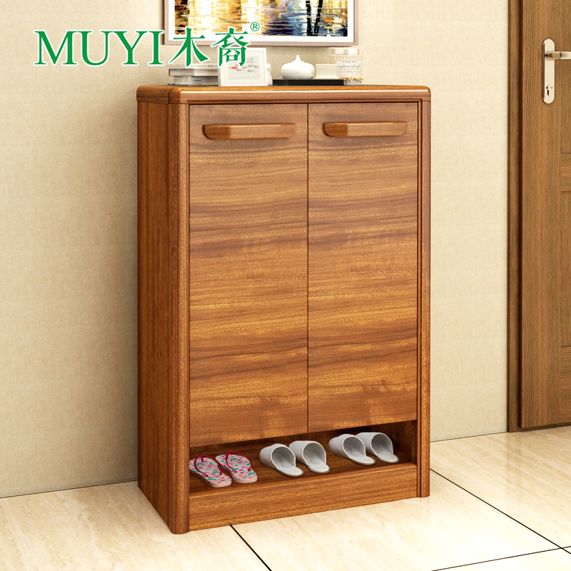 living room console cabinets. Chinese style solid wood shoes cabinets balcony storage living room  partition wooden