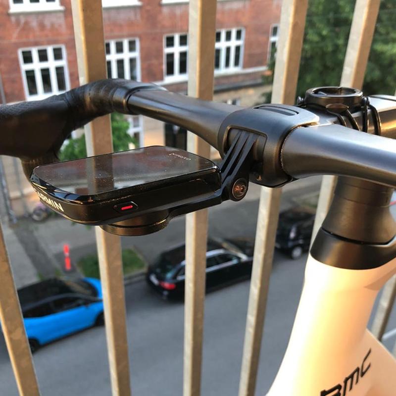 適用崔克 棒槌哥 BMC SLR01 TMR01替換佳明碼表架GOPRO wahoo燈座