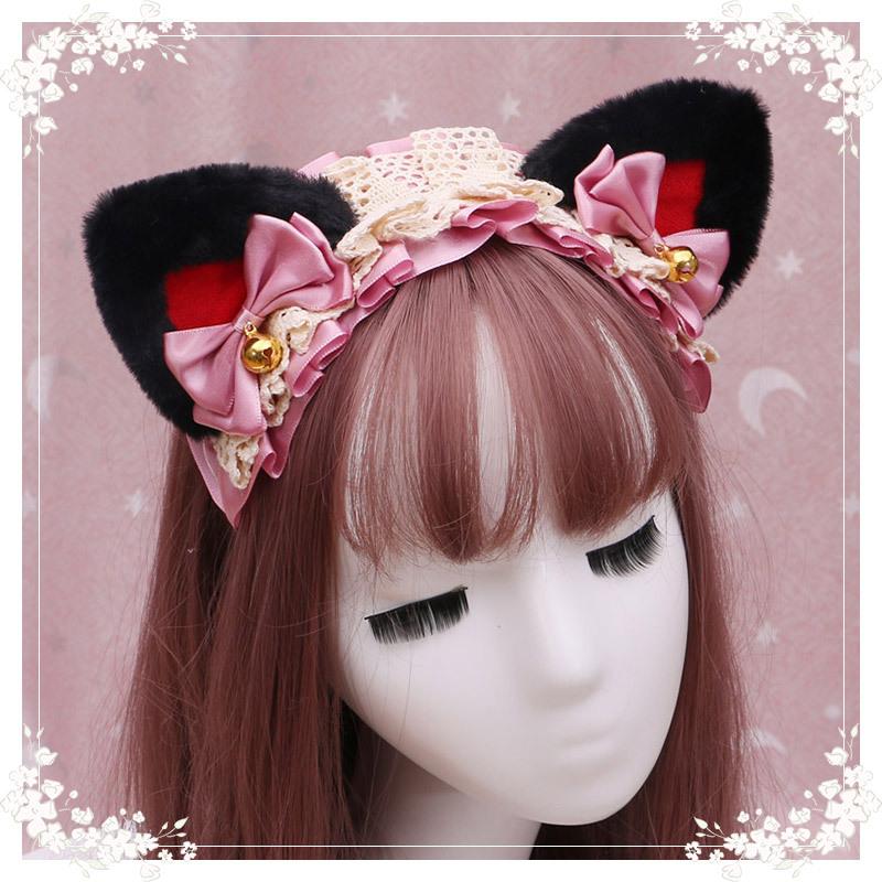 发带款三角猫耳黑红+藕粉缎带.jpg